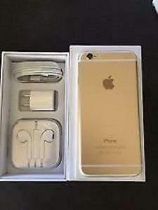 Rogers, Chatr Gold White iPhone 6 64GB Like New