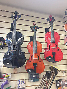 Violin Sale $50.00 OFF - www.jjmusicsales.com (London, Ontario)