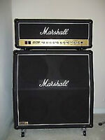 Sell/Trade, Marshall JCM 2000 DSL 100 w Matching 1960A Cab