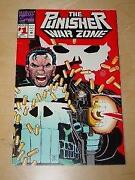 The Punisher War Zone 1