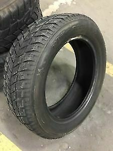 225/65R16 BRIDGESTONE BLIZZAK 2USED TIRES 80% tread left