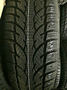 IO, FOUR NEW WINTER TIRES 225/50R17 413.58 TAX IN
