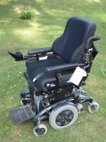 Invacare electric wheelchair