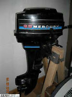 Wanted old merc outboards
