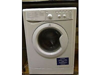 Indesit IWC6105 6kg 1000Spin White A Rated Washing Machine 1 YEAR GUARANTEE FREE FITTING
