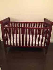 Crib (converts to Toddler bed) - 2 yrs old - Westboro