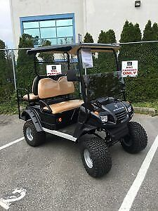 New AGT NOMAD 2+2 Silver Electric Car - RSC Custom Golf Carts