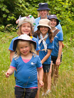 Girl Guides of Canada - Sparks