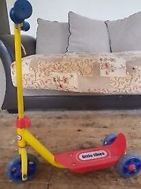 Little tikes scooter £15 ono plus other outdoor toys