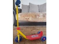Little tikes scooter £10 plus other outdoor toys