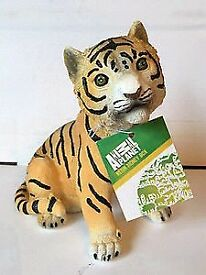 Genuine Animal Planet Tiger Cub Money Box. Reduced £10**