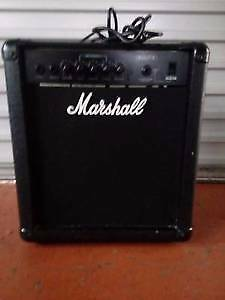 MARSHALL B25 MK2 ELECTRIC GUITAR AMPLIFIER IN EXCELLENT CONDITION Manly Manly Area Preview