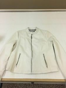 White leather jacket St. John's Newfoundland image 2