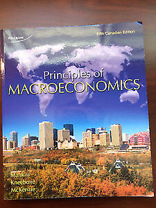 Principles of Macroeconomics  5th Canadian Edition
