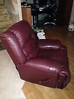 Chaise inclinable / Recliner chair