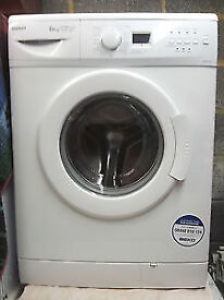 Beko WM6355 6kg 1500Spin White LCD A+AA Rated Washing Machine 1 YEAR GUARANTEE FREE FITTING