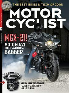Looking for recent issues of Motorcyclist & Sport Rider Magazine