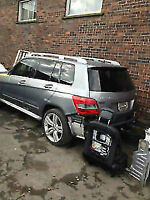 MERCEDES GLK 2010 FOR PARTS