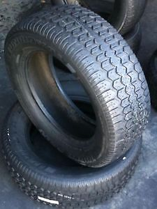 185/60R15 Set of 2 Mirage Used Free Inst.&Bal.85%Tread Left