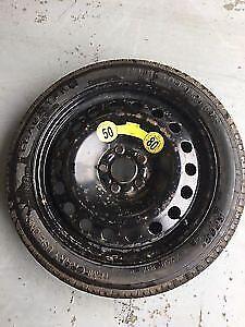 Volvo OEM spare tire donut