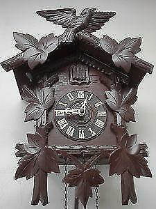Antique Cuckoo Clocks