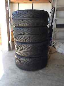 20 inch low profile tires