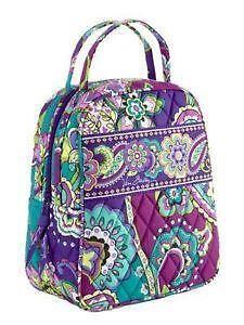 Vera Bradley Lunch Bags 77f1ecc7962d9