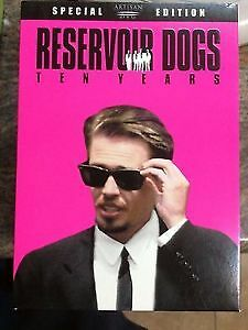 Reservoir Dogs TEN YEARS - Pink Edition - TARANTINO