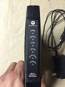 Shaw Motorola SB5101 Cable Modem