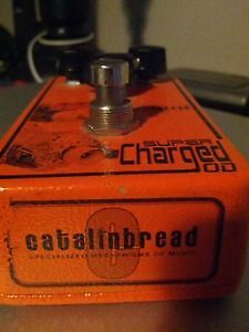 Catalinbread  Super Charged Overdrive Distortion (SCOD)
