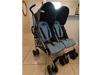 Maclaren double buggy £80 ONO in Holloway N19