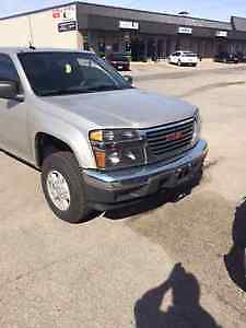 2008 GMC Canyon Extended Cab 4X4