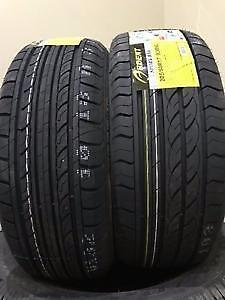 245/40R18  NEW ALL SEASON TIRES FREE INSTALLATION AND BALANCE