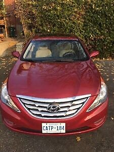 2011 Hyundai Sonata very clean