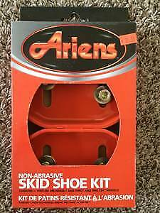 Ariens Skid Plates One pair  Brand New