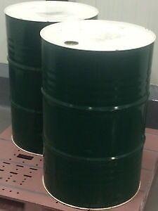 55 gal FOOD GRADE  steel barrels with Bung holes London Ontario image 3