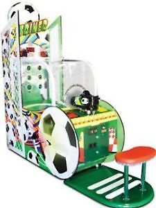 SOCCER STRIKER EXTREAME ARCADE REDEMPTION SHOOTING GAME