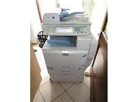 Ricoh Aficio MPC 2800 Copier printer - Error code SC555 - Spares or Repair