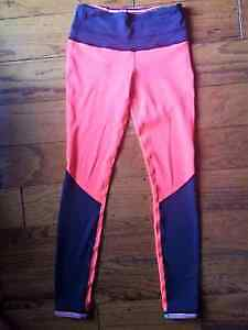 Size 4 Lululemon Reversible Pants Windsor Region Ontario image 4