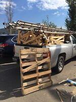 Garbage , Tree , junk removal & yard clean ups 7807077767