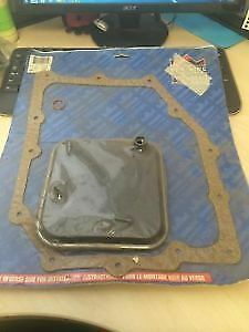New Transmission Pan Gasket and Filter Set, FK91710