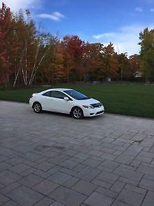 2007 Honda Civic Coupé (2 portes)