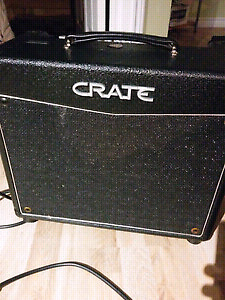 Crate VTX30 amplifier