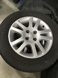 Looking for 4x100 Honda Rims 15 or 16