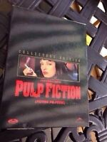 DVD pulp fiction, collector's edition