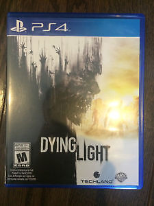 Dying Light PS4 Stratford Kitchener Area image 1
