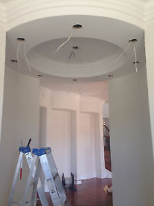 POT LIGHTS INSTALLATION $55 - licensed electrician London Ontario image 3