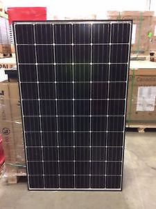 280W Solar Panels new on skids, inverter, charge controller