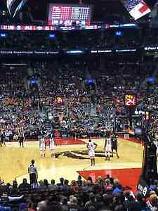 Toronto Raptors vs Charlotte Hornets Feb.15th