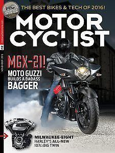 Wanted - Recent Issues of Motorcyclist and Sport Rider Magazines